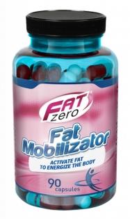 FATZERO FAT MOBILIZATOR CAFFEINE 90cps.