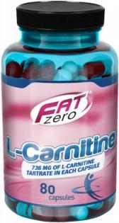 FATZERO L-CARNITINE 80cps.